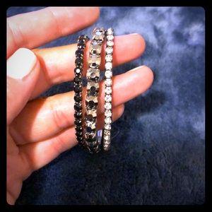Jewelry - Set of 3 gemstone Bracelets